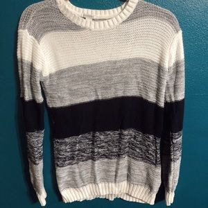 Forever 21 Sweaters - Forever 21 Color Block Sweater